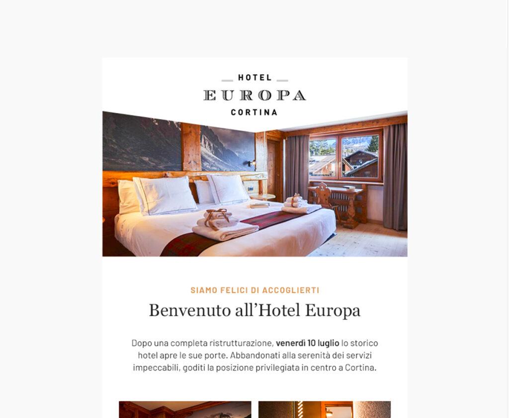 Hotel Europa DEM