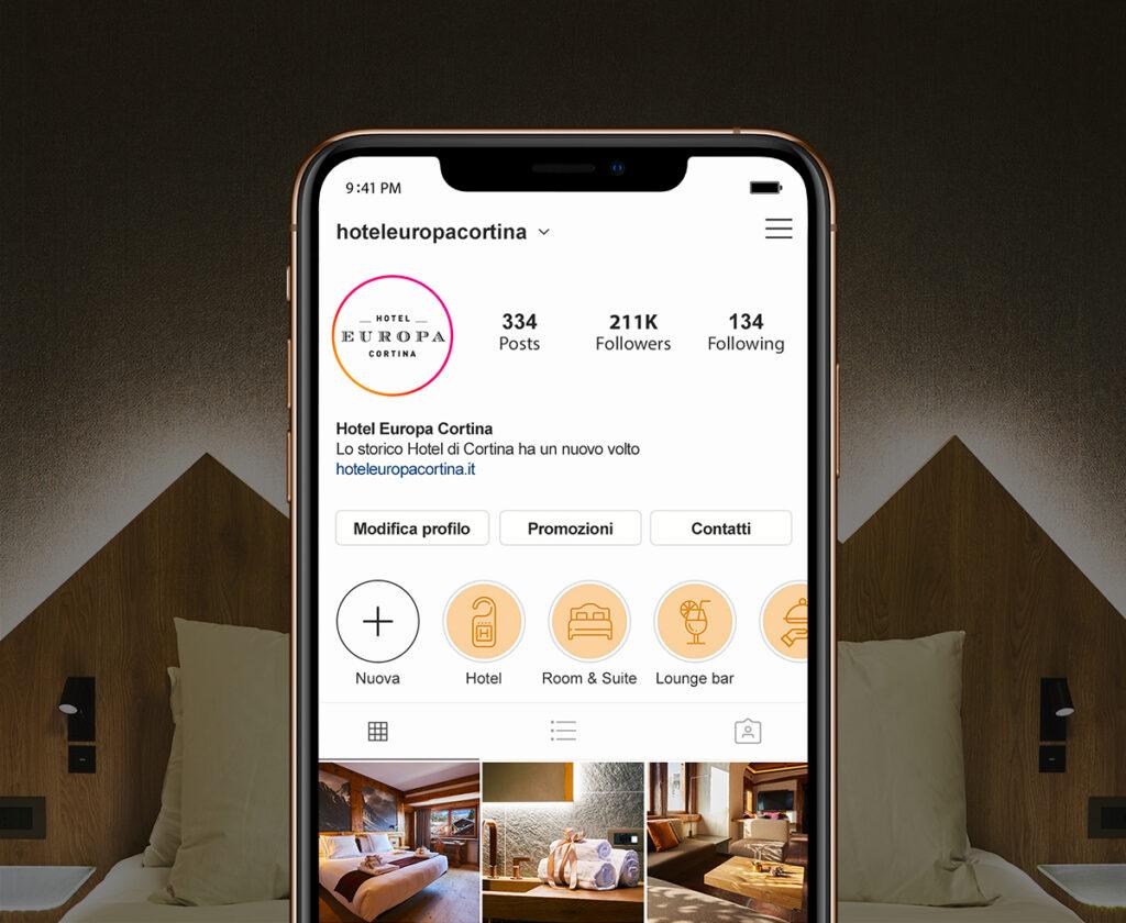 Hotel Europa Instagram