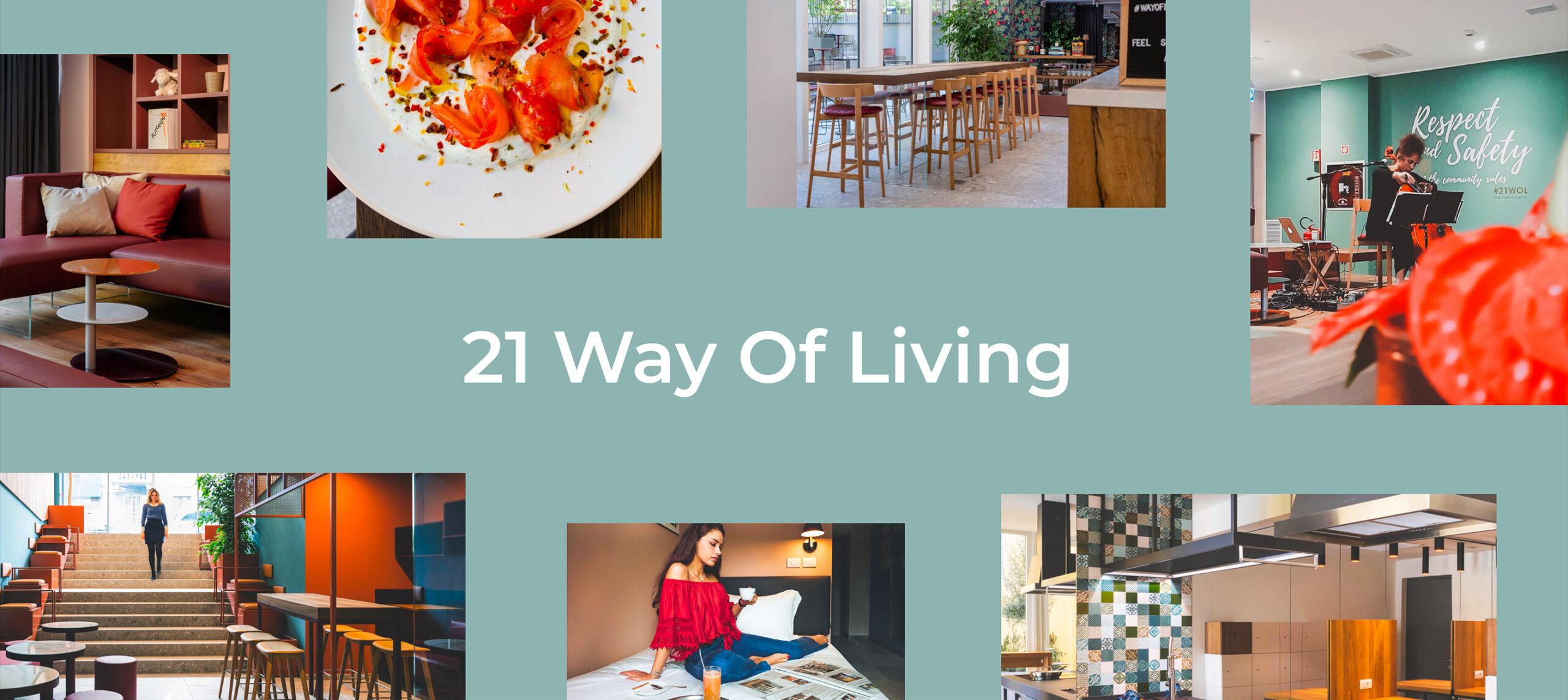 21 Way Of Living